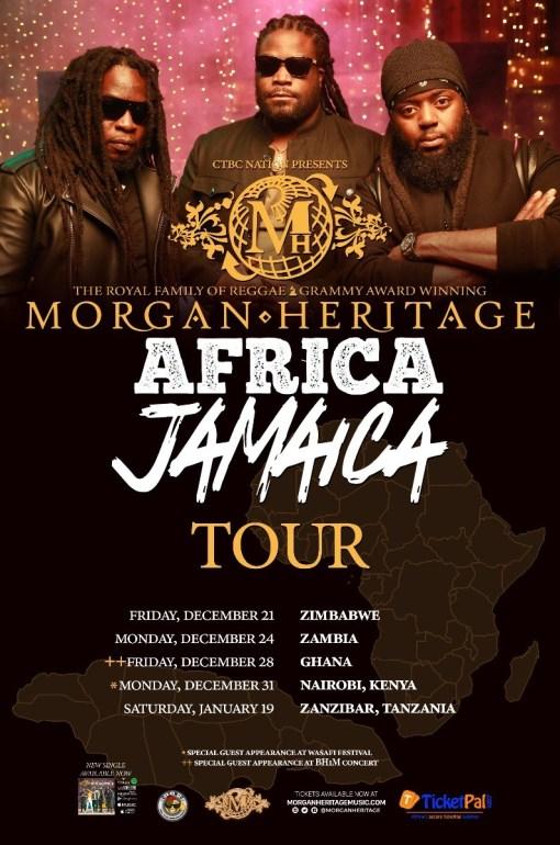 MorganHeritageAfricaJamaicaTour
